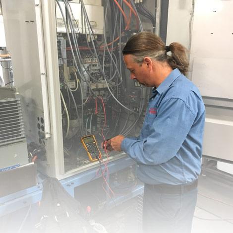 Réparation de CNC